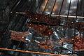 Beef jerky being dried.jpg