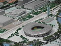 Beijing Olympic Stadium Model detail.JPG