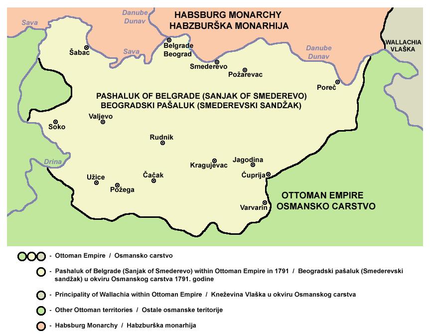 Belgrade pashaluk