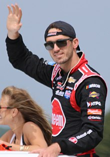What Is Ecoboost >> Ben Kennedy (racing driver) - Wikipedia
