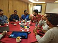 Bengali Wikisource meetup in Kolkata 2018 2.jpg