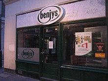 Benjys Wikipedia