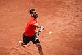 Benoit Paire 1 - French Open 2015, Qualifs day 3.jpg