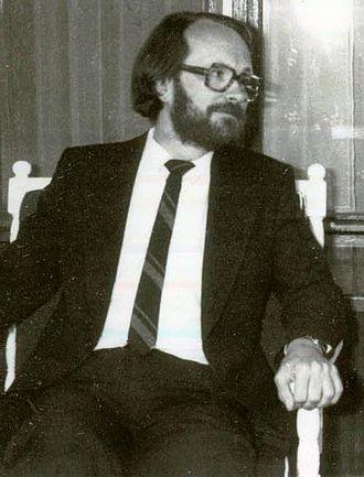 Norwegian parliamentary election, 1981 - Image: Berge Furre