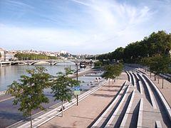 Lyon en 2007