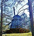 Bergi Ethnografisches Museum Bergi Vidzeme Windmühle 04.JPG