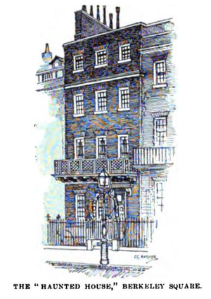 50 Berkeley Square - Image: Berkeley Square illustration