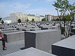 Berlin Holocaust memorial, 21 May 2005.jpg