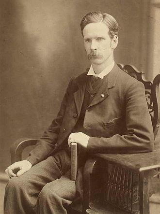 Bernard O'Dowd - Bernard O'Dowd near age 38