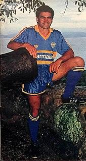 Alberto Acosta Argentine footballer