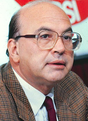 Pentapartito - Bettino Craxi