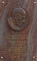 Bibo István Special College. Memorial plaque. - Budapest District XI., Ménesi Rd 12.JPG