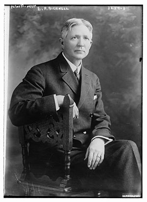 Eugene P. Bicknell - Bicknell in the early 1910s