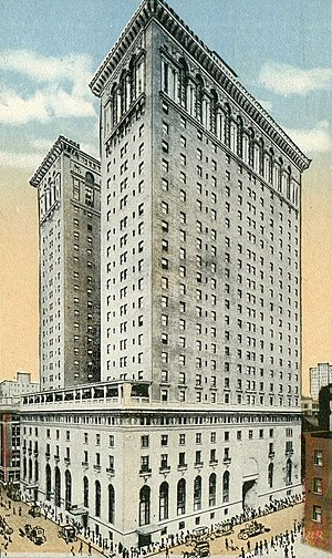 New York Biltmore Hotel - Biltmore Hotel New York City