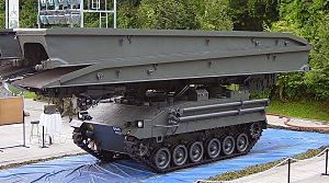 Bionix AFV - Bionix AVLB (Armoured Vehicle Launched Bridge)