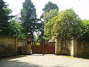 James Hay (entrepreneur) - Birch Grove entrance gates