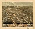 Bird's eye view of Owatonna, Steele County, Minnesota 1870. LOC 73693460.jpg