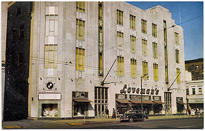 Loveman's of Alabama - Image: Birmingham, AL Lovemans Department Store 1950 (3618885145)