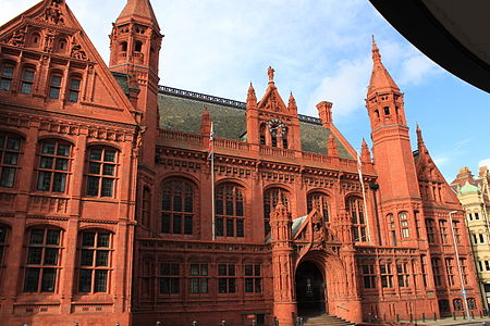 birmingham victorian architecture victoria law courts brick building edwardian aston university wikipedia london architectural manchester library webb john terracotta buildings