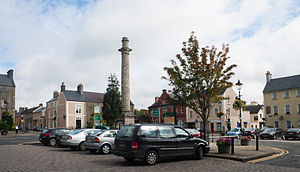 Birr, County Offaly - Emmet Square, Birr