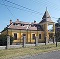 Birth house of Nándor Bárány, 2019 Kisbér.jpg
