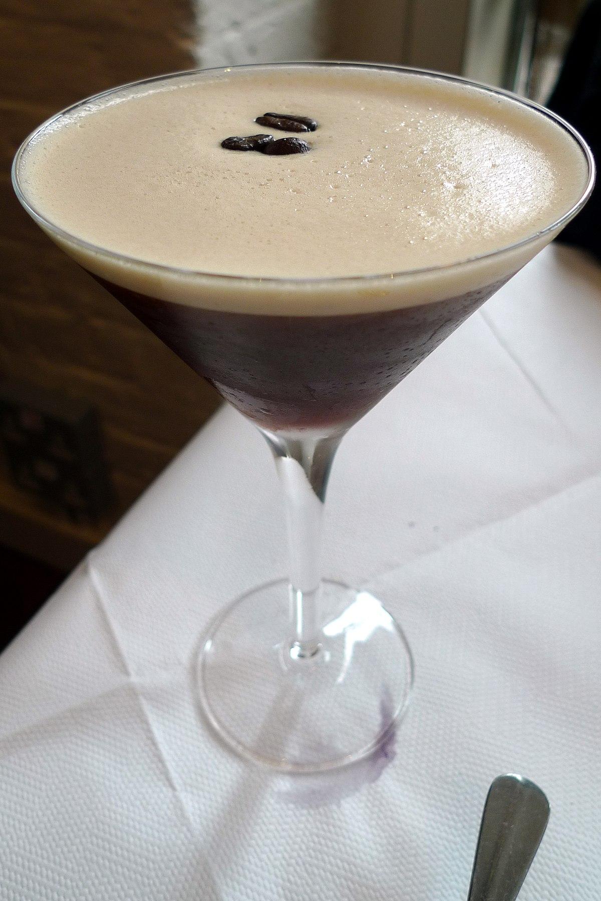 Espresso Martini - Wikipedia