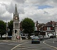 Bitterne Park clock tower (cropped).jpg