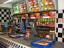 Fast Food Restaurants Hiring At