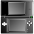 Black Nintendo DS icon.png