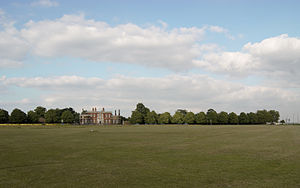 Parks and open spaces in the London Borough of Lewisham - Blackheath is one of the largest areas of open space in Greater London