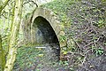 Blacksyke Lime Kilns, Caprington, East Ayrshire - one of the kiln eyes - south-west side.jpg
