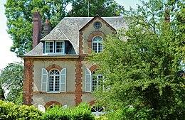 La casa natale di Marcel Duchamp a Blainville-Crevon in Normandia