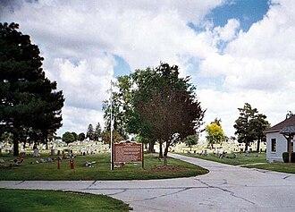 Blair, Nebraska - Municipal Cemetery
