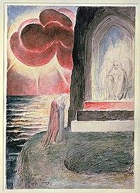 Blake Dante Purgatory 9