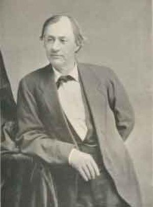 Bland Ballard (judge) - Image: Bland Ballard cropped