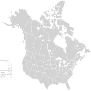 BlankMap-USA-states-Canada-provinces, HI closer.svg