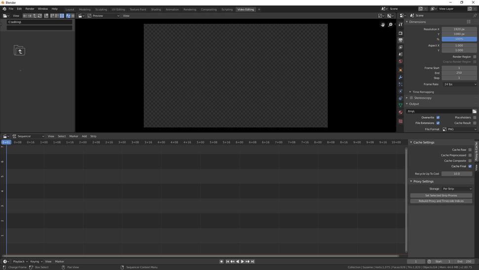 Blender (software) - Howling Pixel