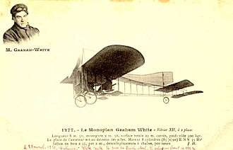 Mervyn O'Gorman - before... (Bleriot XII)