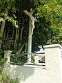 Blessy (Pas-de-Calais, Fr) croix de chemin.JPG