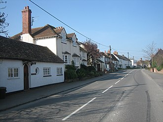 Blewbury - Image: Blewbury