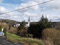 Blick auf St. Laurentius in Zerf von Westen her.JPG