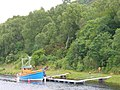 Boat at Gairlochy - geograph.org.uk - 888796.jpg