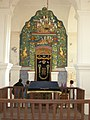 Bobowa Synagogue - Aron ha-kodesz.jpg