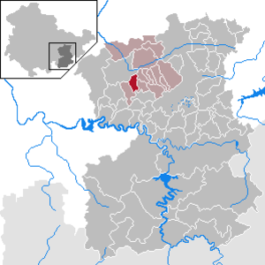 Bodelwitz - Image: Bodelwitz in SOK