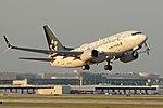 Boeing 737-724(w) 'N13720' United Airlines (26789247958).jpg