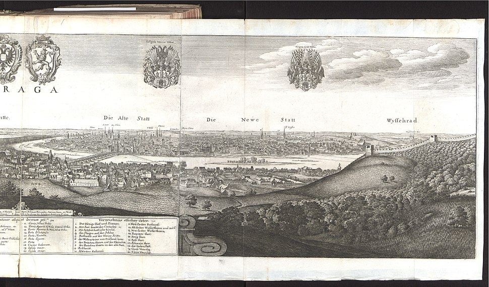 Bohemiae Moraviae et Silesiae (Merian) 102