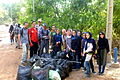 Bojan River cleanup - Nature of Nishapur cleaners005.jpg