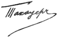 Boleslaw Tachauer Signature (transparent).png