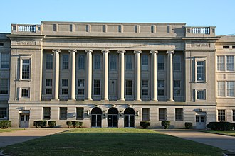 Bolton High School (Louisiana) - Image: Boltonhsphoto