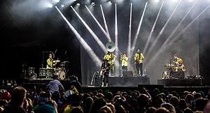Bonaparte (band) - Bonaparte live at Rock am Ring 2017